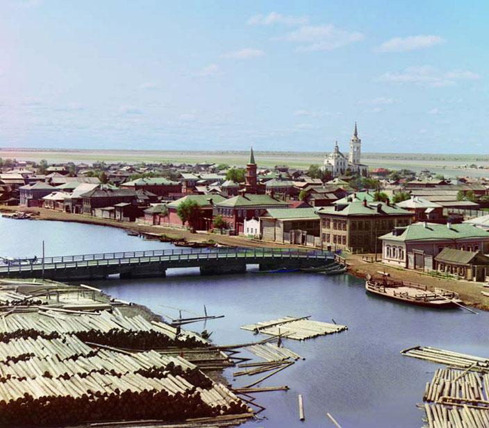 Цветные фотографии царской России (29фото)