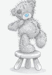 Очередная подборка мишек (82рисунка)