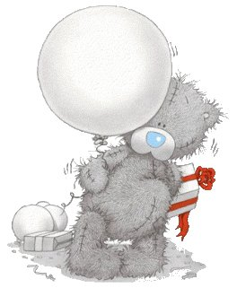 Тедди предстает в новом образе - образе плюшевого мишки Me to you.