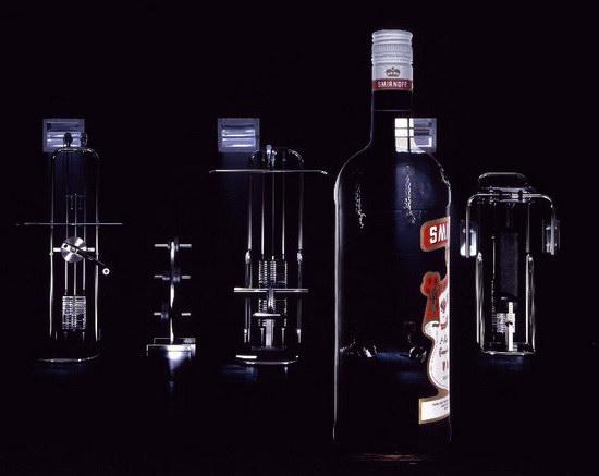 Креативная реклама водки